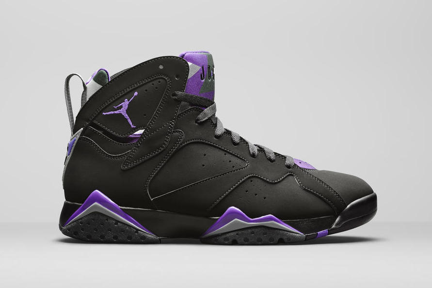 Air Jordan 7 Ray Allen Bucks PE 304775-053 Release Date