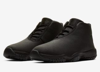Air Jordan Future Triple Black Leather CD1523-002 Release Date
