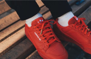 atmos adidas Continental 80 Red EF2675 Release Date