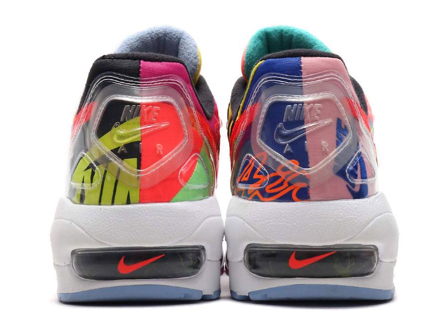 atmos Nike Air Max2 Light 2019 CJ6200-001 Release Date