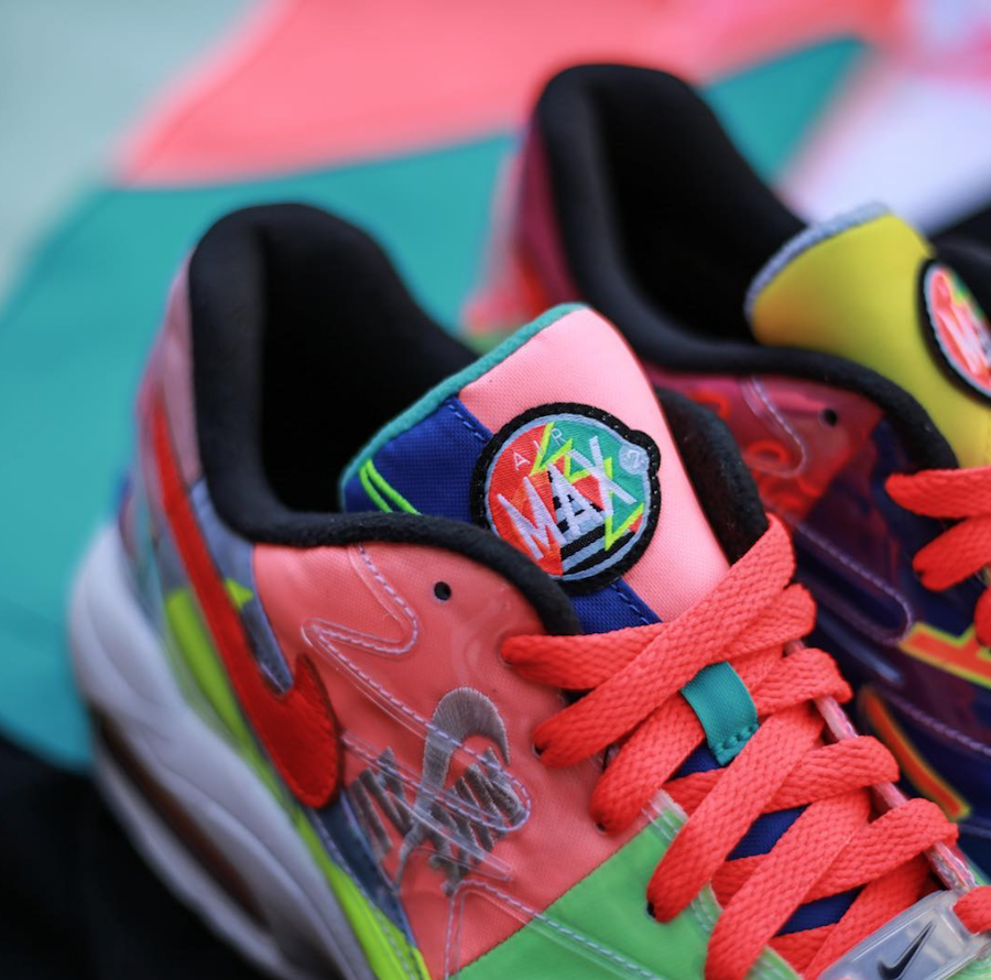 atmos Nike Air Max2 Light BV7406-001 Release Date