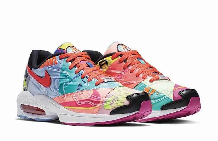 atmos Nike Air Max2 Light Release Date