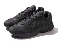 BEAMS adidas Yung-1 Black Release Date
