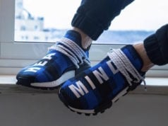 Billionaire Boys Club adidas NMD Hu Heart Mind Blue Black Release Date