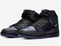 Black Sheep Nike SB Dunk High Black Hornet BQ6827-001 Release Date
