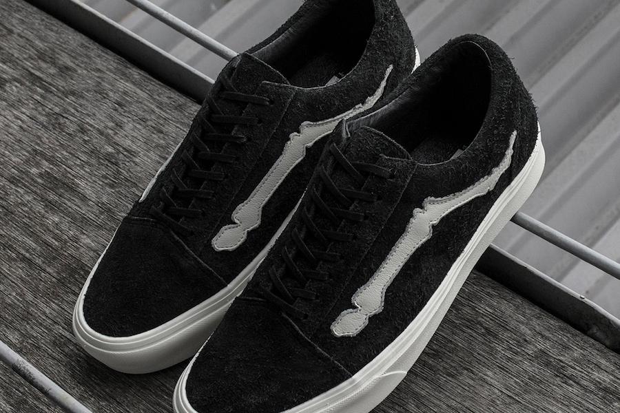 Blends Vans Old Skool LX Comfycush Release Date