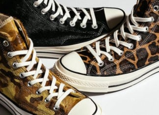 Converse Chuck 70 Hi Pony Hair Release Date