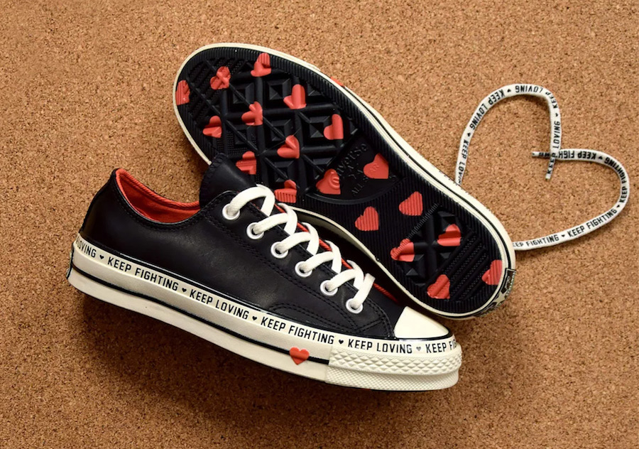 Converse Chuck 70 Low Valentines Day