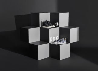 DOE Converse Be Formless Collection Release Date
