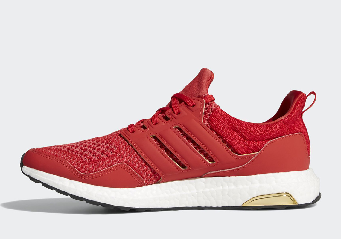 Eddie Huang adidas Ultra Boost Chinese New Year F36426 Release Date