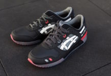 G.I. Joe Asics Gel Lyte III Snake Eyes Storm Shadow Release Date