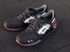 Highs and Lows x ASICS