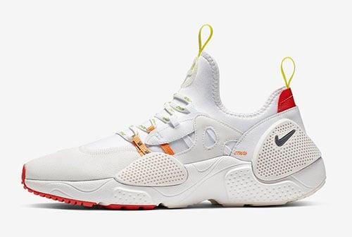 Heron Preston Nike Huarache Edge White