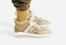 John Elliott Nike LeBron Icon Tan Gold