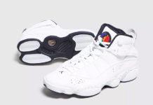 Jordan 6 Rings 322992-100 Release Date
