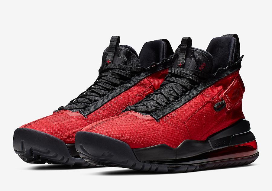 Jordan Proto-Max 720 Red Black Jordan Proto-Max 720 BQ6623-600 Release Date