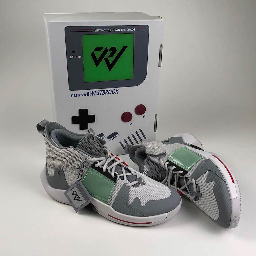 Jordan Why Not Zer0.2 Nintendo Game Boy Release Date