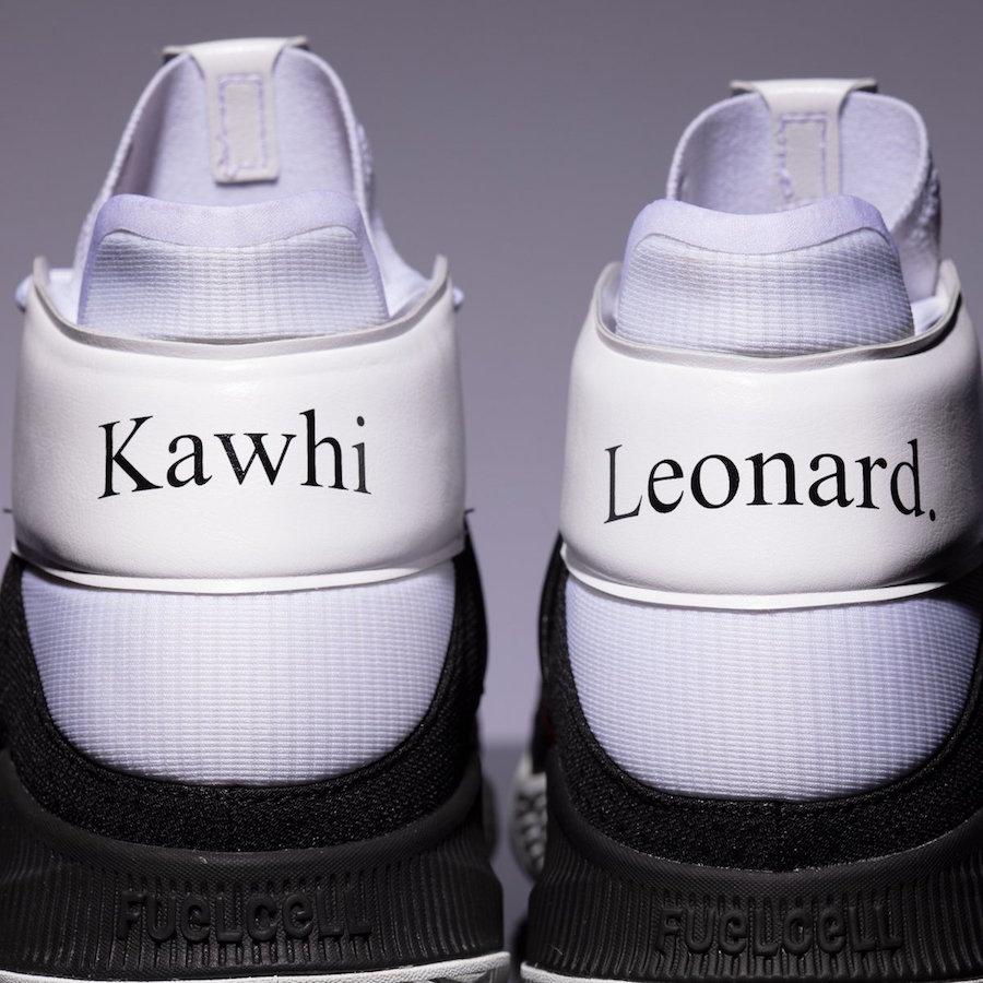 Kawhi Leonard New Balance OMN1 Release Date
