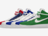 NCAA Nike Air Force 1 By You Collection Release Date