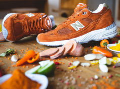 New Balance M991 Orange Suede Release Date