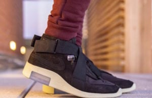 Nike Air Fear of God 180 Black Release Date