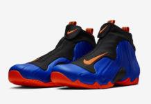 Nike Air Flightposite Knicks AO9378-401 Release Date Info