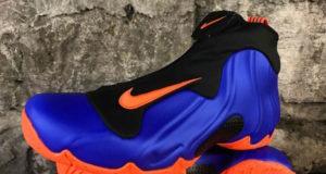 Nike Air Flightposite Knicks AO9378-401 Release Date