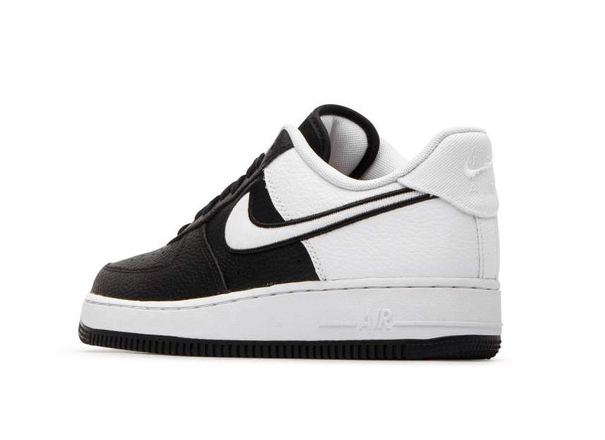 Nike Air Force 1 07 LV8 Black White AO2439-001 Release Date