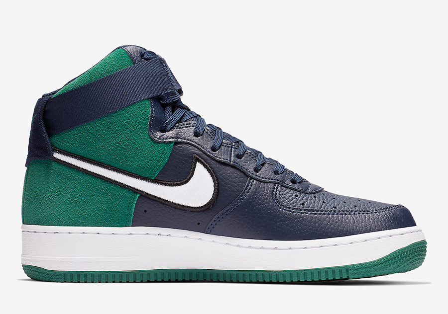 Nike Air Force 1 High AO2442-400 Release Date