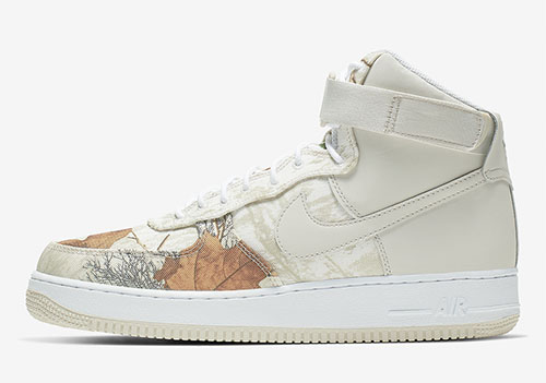 Nike Air Force 1 High Realtree White