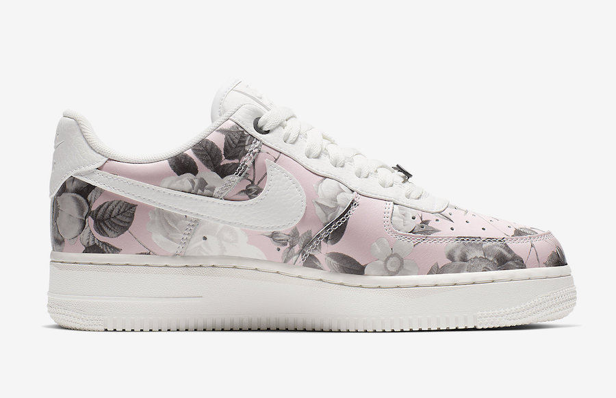 Nike Air Force 1 Low Floral AO1017-102 Release Date