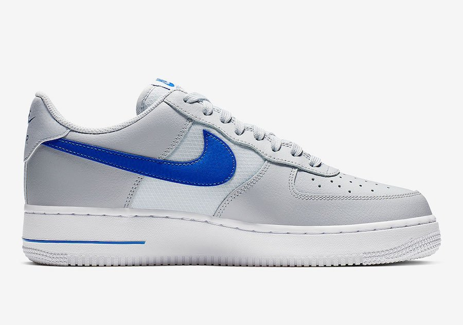Nike Air Force 1 Low Grey Blue CD1516-002 Release Date
