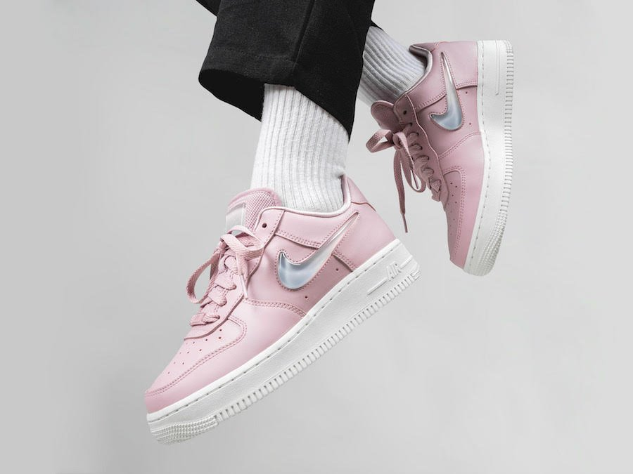Nike Air Force 1 Premium Plum Chalk AH6827 500 | SneakerFiles