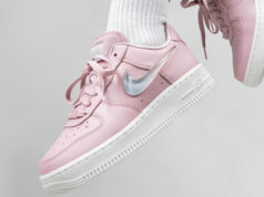 Nike Air Force 1 Premium Plum Chalk AH6827-500