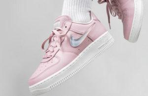 Nike Air Force 1 Premium Plum Chalk AH6827-500