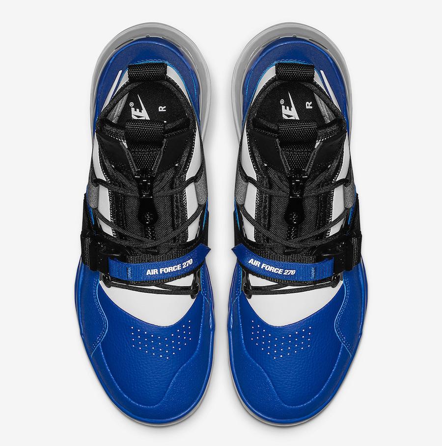 Nike Air Force 270 Utility Racer Blue AQ0572-400