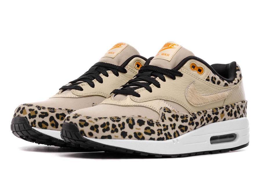 Nike Air Max 1 Leopard BV1977-200 Release Date   SneakerFiles