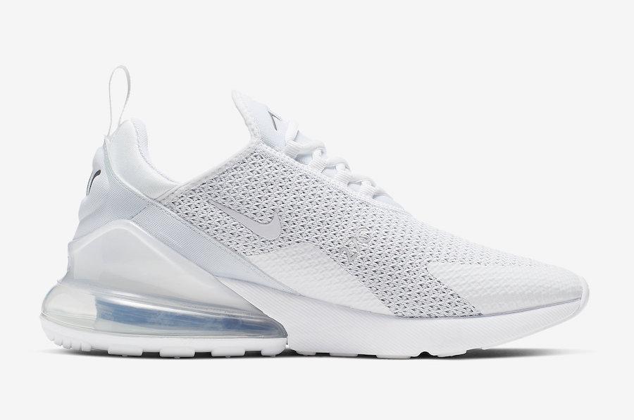 Nike Air Max 270 AQ9164 101 Release Date | SneakerFiles