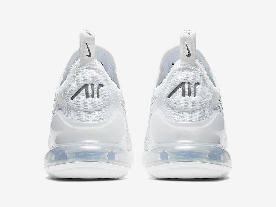 Nike Air Max 270 AQ9164-101 Release Date