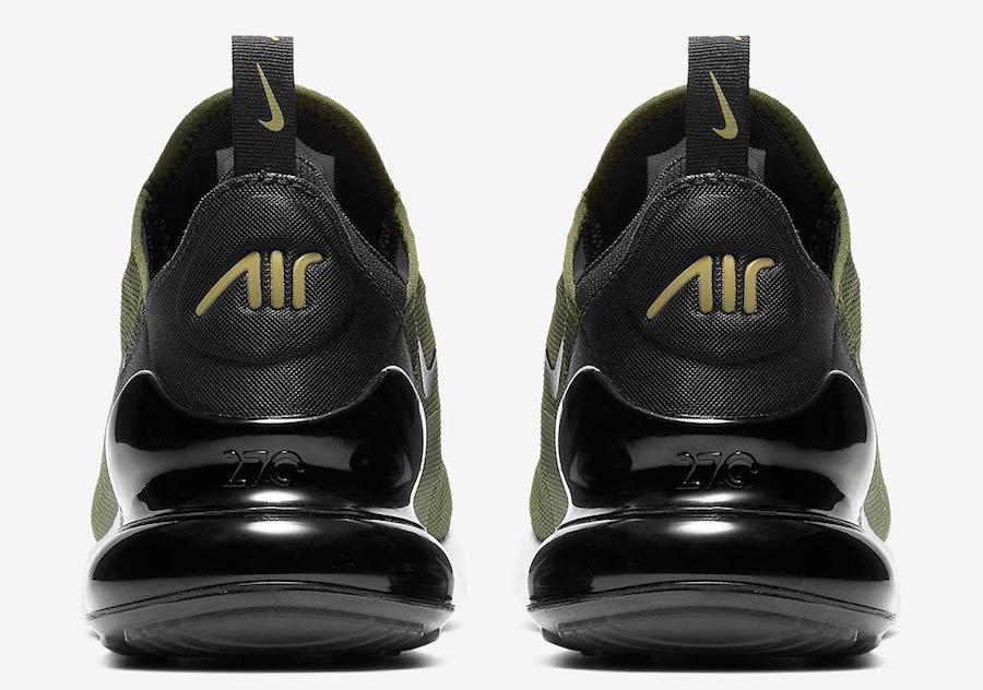 Nike Air Max 270 Camo AR0499-003 Release Date