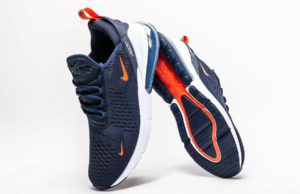 Nike Air Max 270 Obsidian Orange CD1506-400 Release Date