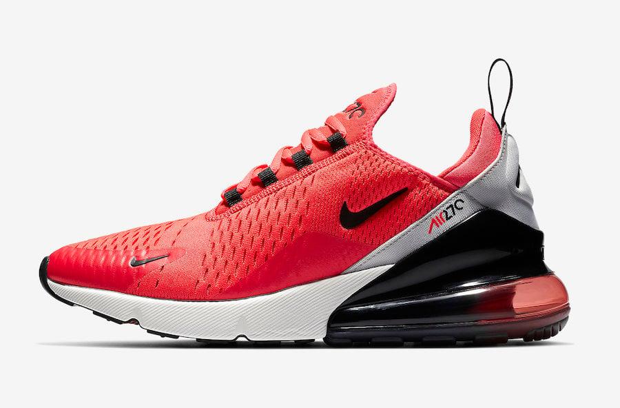 Nike AIr Max 270 Red Orbit BV6078-600 Release Date
