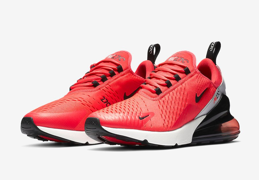 Atento pompa Asistencia  Nike Air Max 270 Red Orbit BV6078-600 Release Date | SneakerFiles