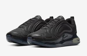 Nike Air max 720 Black AO2924-007 Release Date
