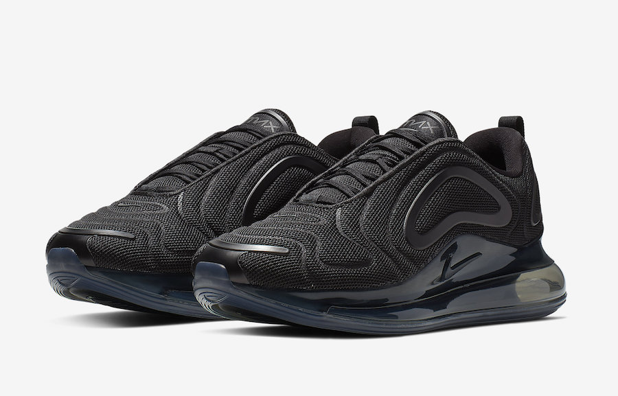 Nike Air max 720 Black AO2924-007 Release Date