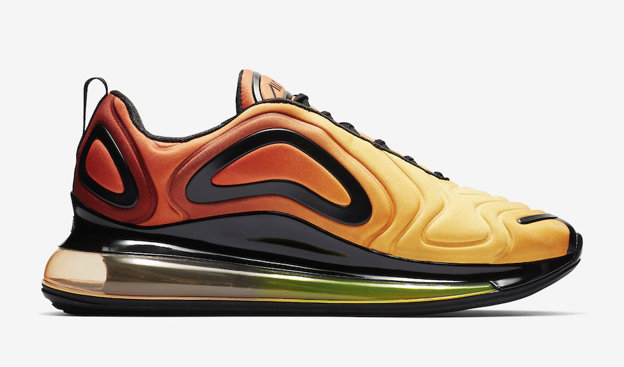 Nike Air Max 720 Sunrise AO2924 800 Release Date | SneakerFiles