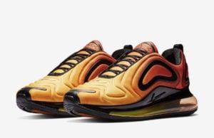 Nike Air Max 720 Sunrise AO2924-800 Release Date