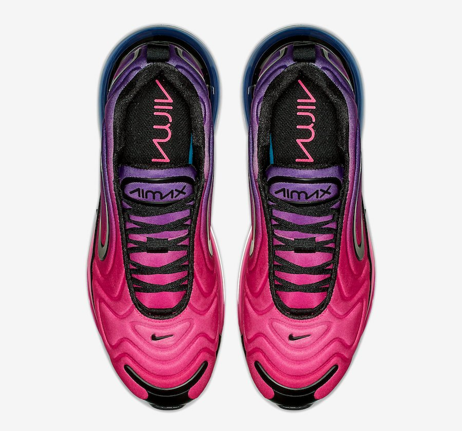 Nike Air Max 720 Sunset AR9293-500 Release Date