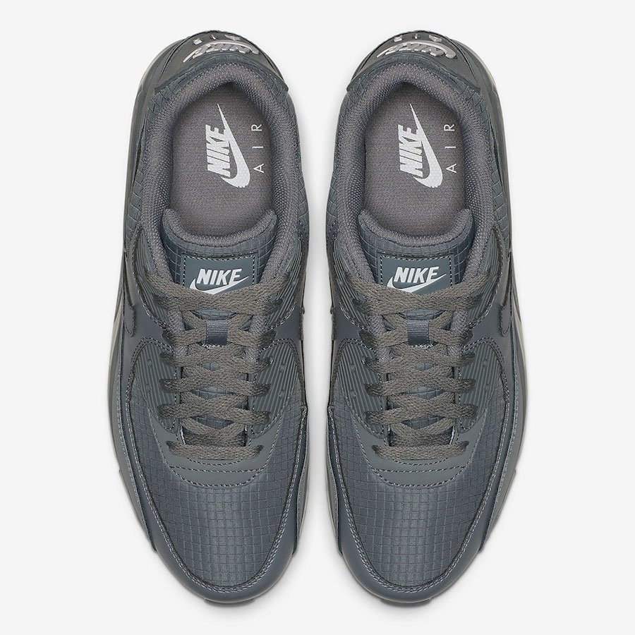 Nike Air Max 90 Essential Grey AJ1285-017 Release Date