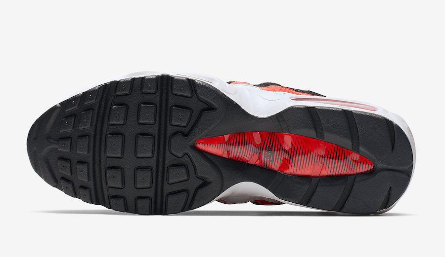 Nike Air Max 95 Crab CD7792-001 Release Date